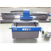 Quality Automatic Height Adjustment UV Flatbed Printer CMYK / CMYKLc Lm / White Color wholesale