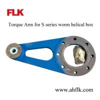 Cheap Torque arm for SAT  hollow shaft worm Helical gearbox for sale