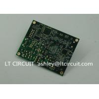 Cheap 1.6mm PAD FR4 Multilayer Printed Circuit Board High Precision Prototype for sale