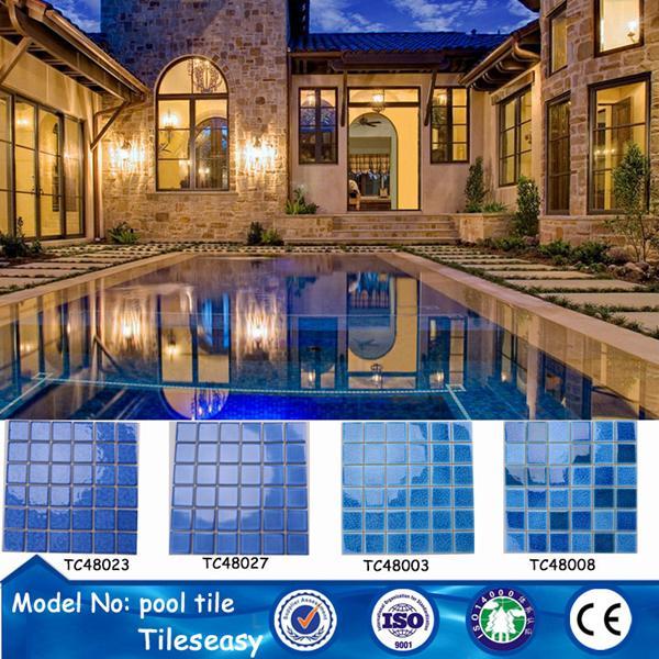 Cheap Low Price Ceramic Mosaic Swimming Pool Tiles For Sale Pools Of Taotaotiles