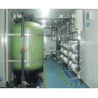 Quality Nature / Blue / Green Color Seawater Desalination Equipment Manual & Automatic Operation wholesale