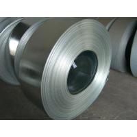 Buy cheap Cold Rolled Metal Coils Hot Dipped Galvanized Steel Strip Rolls from wholesalers