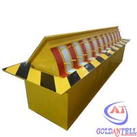 Quality Heavy Duty Fully Automatic Security Road Blocker IP54 Steel Vehicle Barriers Security wholesale