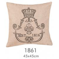 Cheap 18x18? Decorative Polyester Printed Pillow Covers Personalized , Throw Pillows For Bed of ...