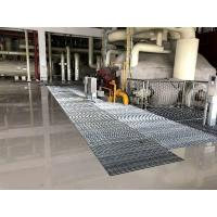 China 30*3 Galvanized Catwalk Plate Welded Steel Bar Grating Q235 Q275 Q345 on sale