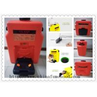 Quality 304 SUS SS Laboratory Fittings Safety Portable Emergency Eyewash Station Customized Color wholesale