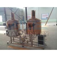 Quality 300l Pilot Plant Beer Equipment, Nano Beer Brewing Equipment, Mini Beer Equipment wholesale