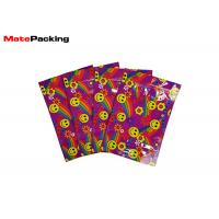 Quality 100% Food Grade Ziplock Foil Food Pouches 500g Custom Logo Printing Glossy For Dry Food wholesale