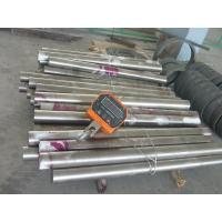 China 1.3813(X40MnCrN19)Forged Forging non-magnetic Stainless Steel Round Bars Flat Bar Rods on sale
