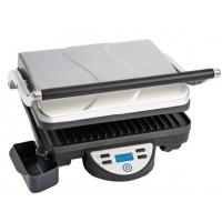 Quality Stainless Steel Home Panini Grill And Sandwich Maker With Digital LCD Display wholesale