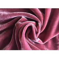 Cheap GOOD FEEL COLORFUL POLYESTER RAYON VELVET for sale