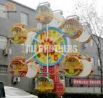 Quality Clock Style Kids Ferris Wheel Ride 5kw Customized Color 4 M * 6 M Area wholesale