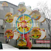 Quality Clock Style Kids Ferris Wheel Ride 5kw Customized Color 4 M * 6 M Area wholesale