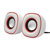 Quality 2.0 Computer Speakers Digital , Usb Laptop Speakers With CE / ROHS Certificate wholesale