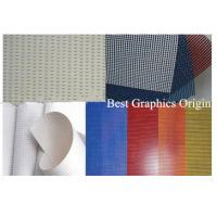 Quality High Strength PVC Coated Mesh With 250dx250d Mesh Material For Outdoor Chairs wholesale