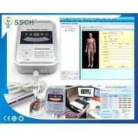 Quality Sub Health Analyzer Body Analyser Machine with Newst Software and Smart Quantum wholesale