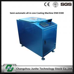 Quality Laboratory Use Dacromet Aluminium Coating Machine DSB S300 Max Capacity 400kg/h centrifugal speed wholesale