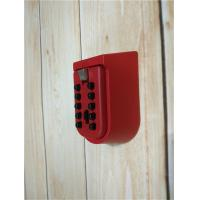 Quality OEM Strong Key Pad Lock Box Wall Mounted Personalized With Metal Body wholesale