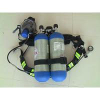 Quality 6.8L*2 30MPa RHZK Self Contained Breathing Apparatus SCBA / Portable Emergency Escape Breathing Apparatus wholesale
