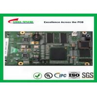 Quality Circuit Board Assembly Services BGA IC Lead Free Soldering Wave / Reflow wholesale