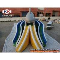 Quality Outside Castle inflatable backyard water slide for Commercial wholesale