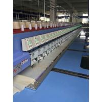 Quality computerized high speed 88 heads embroidery machine for lace production wholesale