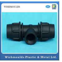 Quality Custom Precision Cold Runner Injection Molding Threaded Pipe Fittings wholesale
