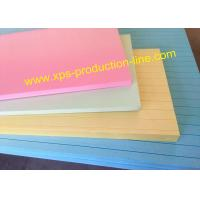 Buy cheap Customized High Strength Extruded Polystyrene XPS Foam Board for Thermal Resistance product