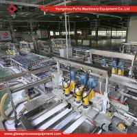 Buy cheap Spindles Glass Grinding Machine High Speed In Glass Processing Machinery from wholesalers