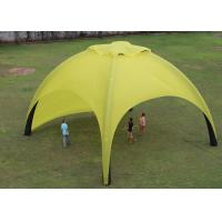 Quality Wedding Inflatable Event Tent Lightweight Inflatables Tent Airtight Tents wholesale