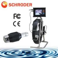 China Sony CCD Sewer Pipe Inspection Camera on sale