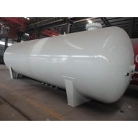 Quality China famous best price 11000gallon bulk lpg gas storage tank for sale, hot sale cheaper surface lpg gas storage tank wholesale