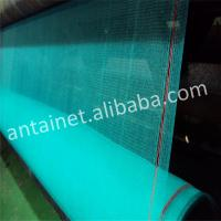 HDPE Raschel Knitted Outdoor Shade Net / Sun Shade Netting Cloth with Shade Rate 10% - 99%