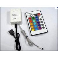 Quality 110 - 220VAC 24 Key Led Lighting Controller For Led Strip Led Washer Led Lamps wholesale