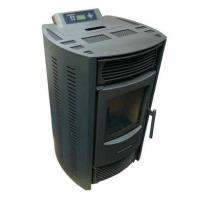 Cheap European Style Automatic Pellet Stove 9kw , Self Clean Pellet Stove Home Hardware for sale