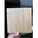6063 T6 Wood Veneer Bamboo Skin Surface 1mm Aluminium Extrusion Profiles for sale