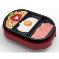 Buy cheap Electric Table Grill Griddle 3 In 1 Multi Function With Over Heat Protection from wholesalers