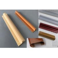 Quality Durable H Shaped Plastic Extrusion Profiles Anti Corrosion For Ceiling Installation wholesale