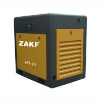 Quality 20HP 15KW Yellow Direct Air Cooling Air Screw Compressor 2930 R/Min Motor Speed wholesale