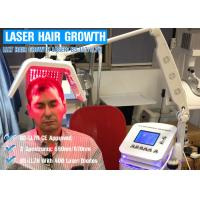 China Microcurrent Probe Hair Growth Laser Comb , Low Level Laser Hair Therapy on sale