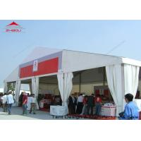 Quality Customized Aluminum Structural Outdoor Event Tent / White Party Tent wholesale