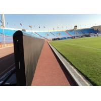 Quality Electronic Outdoor LED Billboard Football Perimeter LED Screen Programmable wholesale