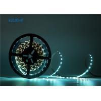 Quality Full Color 256 Brightness Flexible Led Light Strips Built - In IC 72 /96 / 144 Leds / M wholesale
