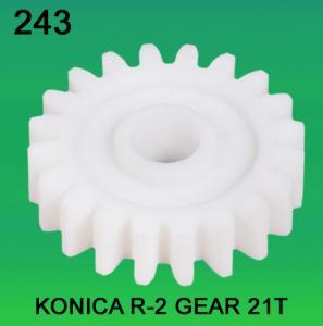Quality GEAR TEETH-21 FOR KONICA R2 MODEL minilab wholesale