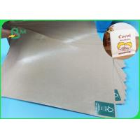 Quality 50g Kraft Paper With 10 PE Food Grade 100% Virgin Wood Pulp Paper For Packing wholesale
