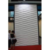 Cheap Polyvinyl Chloride Home Decor Wallpapers Stereoscopic Textured 3D Wall Panel for for sale