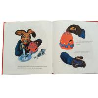 Quality Picture & Big Character Children's Book Printing Printing And Binding Services wholesale