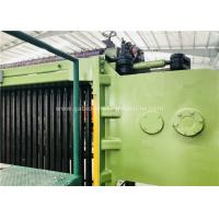 China Hillside Automatic Spring Coiling Machine , 20r/Min Speed Gabion Making Machine 22KW on sale