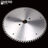 China TCT Cross Cut Trim Saw Blade , Skill Saw Blade For Double Milling Machine on sale