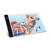 Quality Ultra Thin LED Tracing Light Box A4 LED Painting Tracing Board Acrylic Material wholesale